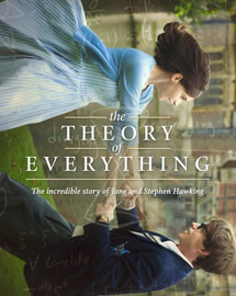 Now Playing: The Theory of Everything